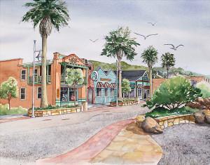 Avila Beach Plaza