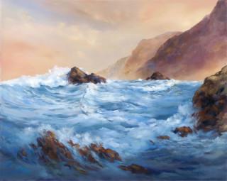 Majestic Sea - Janet Payne