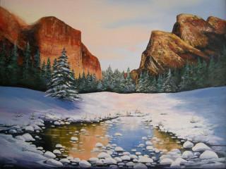 Yosemite - Janet Payne